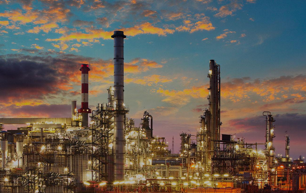 Equipos para la industria de gas y oil