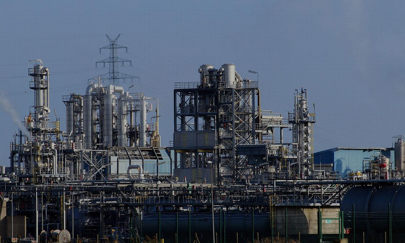 Equipos de proceso para la industria petroquímica