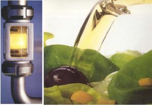 Decoloración de aceite para el consumo
