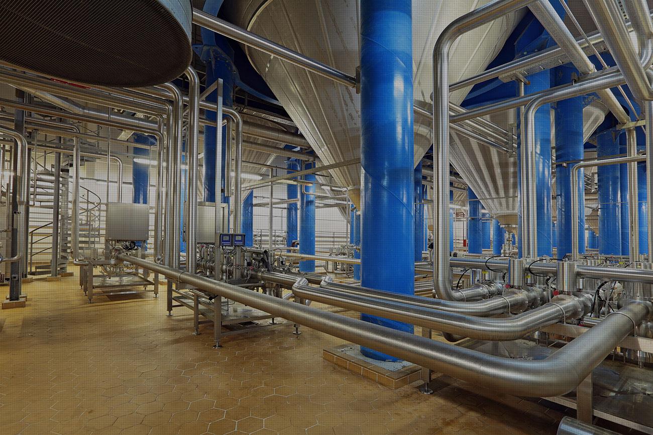 Equipos y maquinaria para la industria química