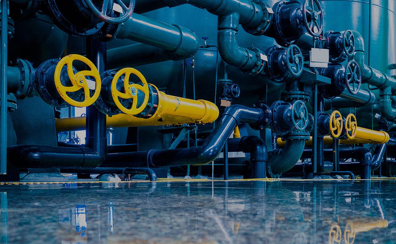 Suministro de equipos de procesos industriales
