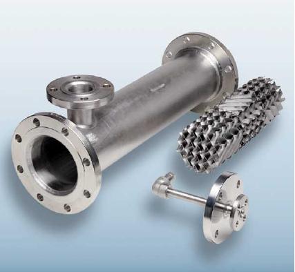 Mezclador SULZER SMV™ para lavado de gases